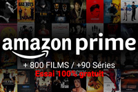 Tester gratuitement Amazon prime video
