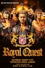 NJPW Royal Quest